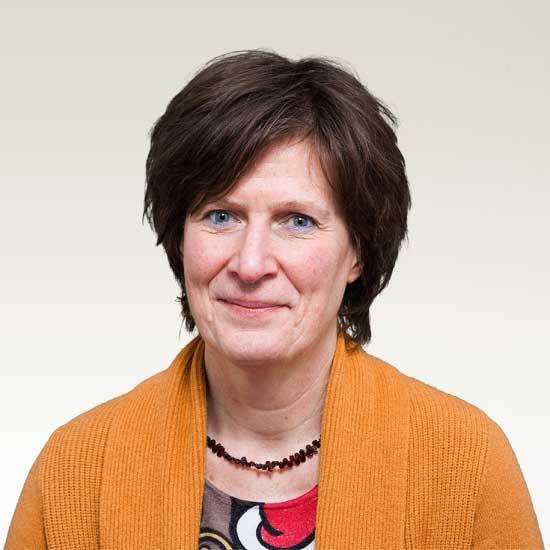 Foto Irene Kraak, secretariaat bij Stimular