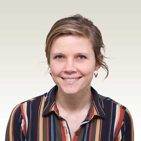 Foto Judith de Bree, adviseur bij Stimular